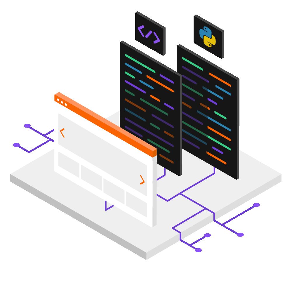 Software Engineering Tab Icon