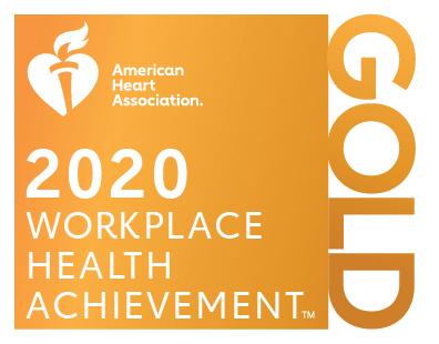 2020 WORKPLACE HEALTH ACHIEVEMENT