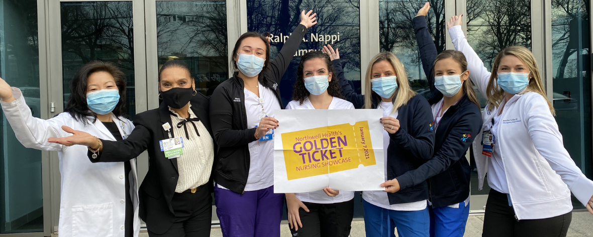 golden ticket nursing showcase