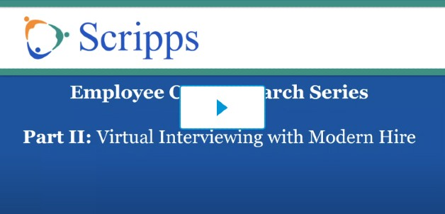 Watch video to learn more about what to expect from a career at Scripps Health.