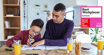Great Place to Work | USA 2020: Best Workplaces for Parents