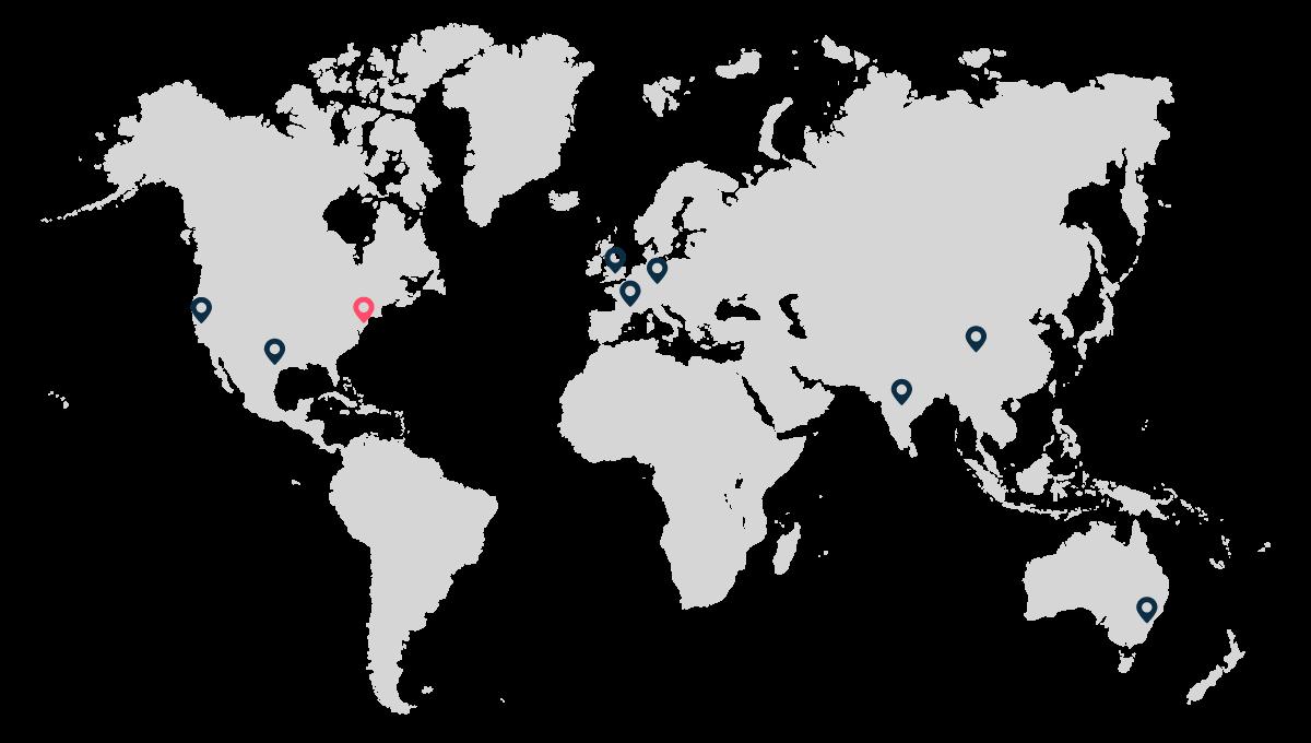 Commvault Location Hubs