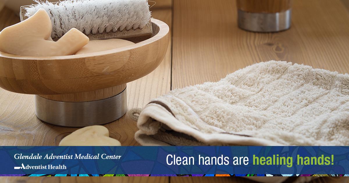 GAMC Clean hands