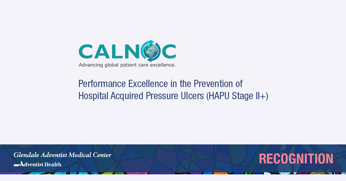 Achieving consistent excellence in patient care!