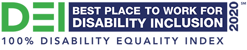 Disability Equality Index 2020 - Best Place to Work for Disability Inclusion