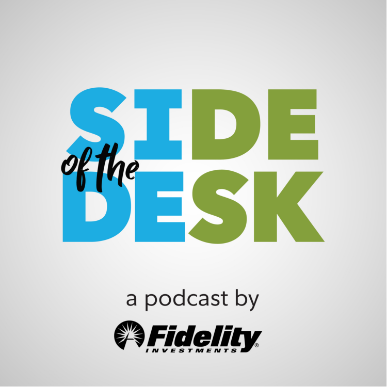 Side Desk Podcast Logo
