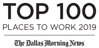 Top 100 Places to Work in 2019