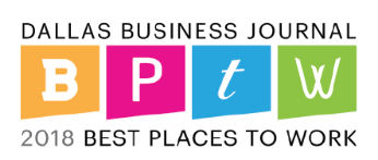 Dallas Business Journal 2018 Best Places to Work