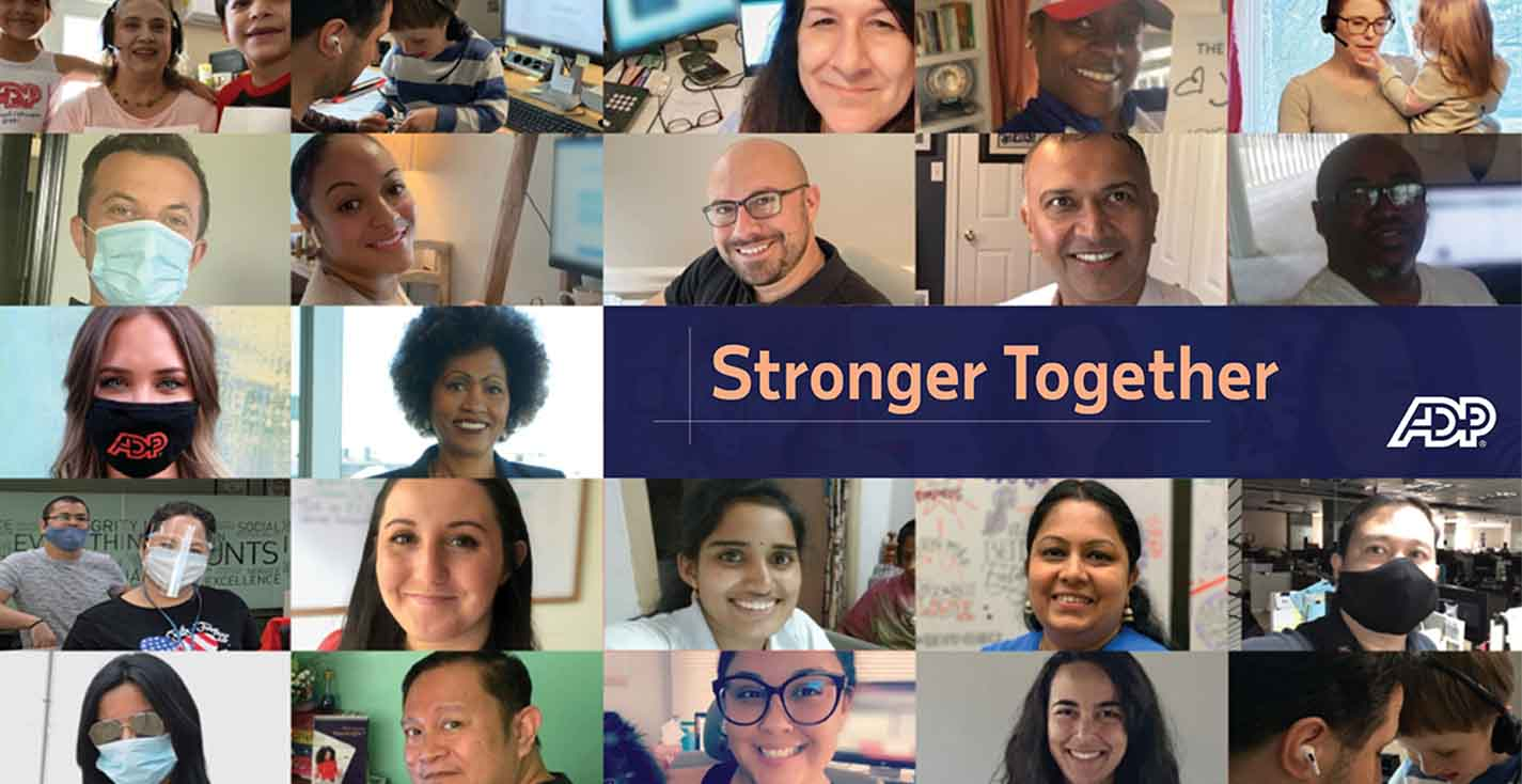 Video: video: Stronger together