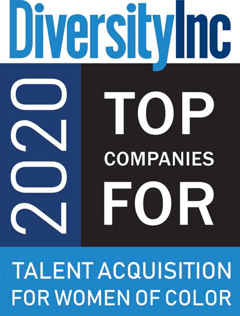 Diversity Inc Top companies for Talent Acquisition for women of color 2020