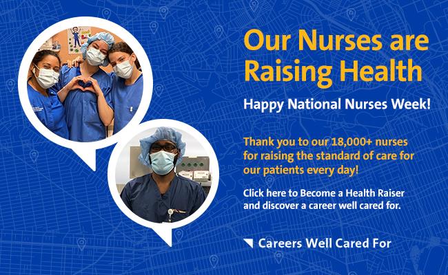 Our Nurses are Raising Health