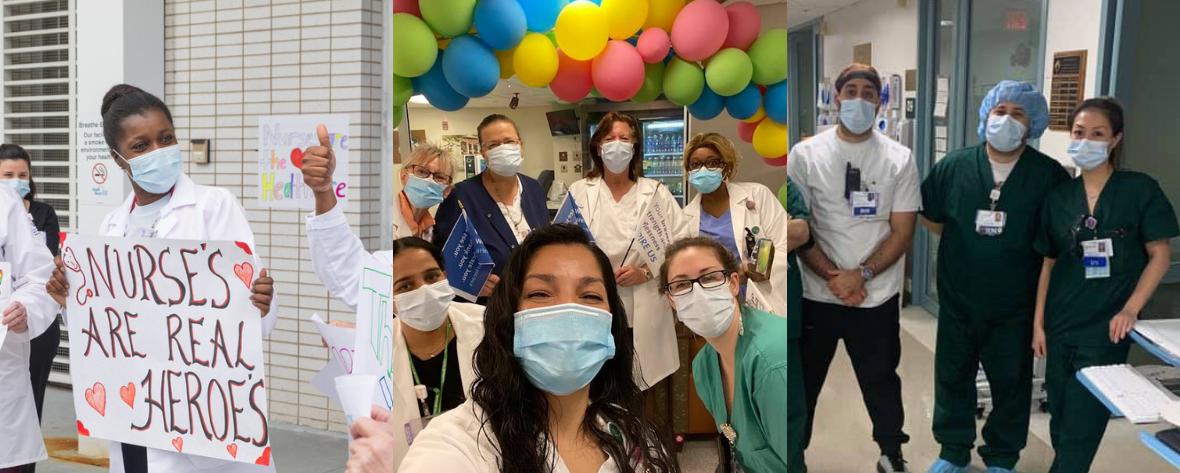 Celebrating our nursing Health Raisers during Nurses Week Blog