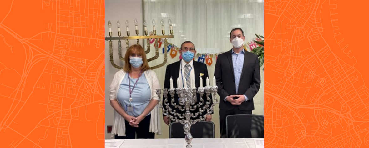 Celebrating Jewish American Heritage Month