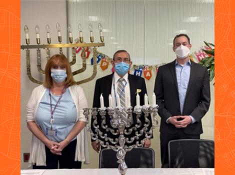 Celebrating Jewish American Heritage Month at Northwell Health