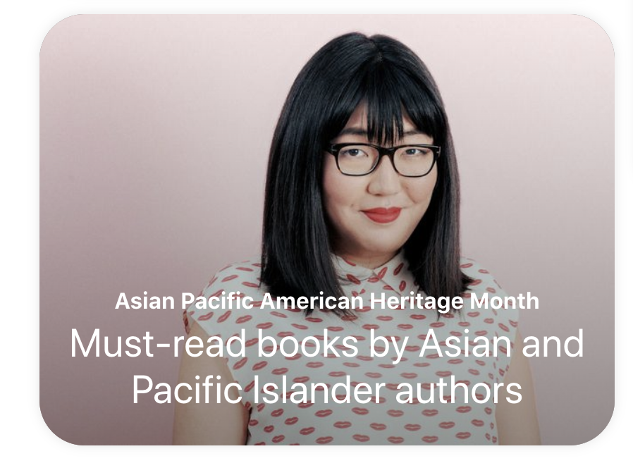 Must-read books by Asian and Pacific-Islander authors