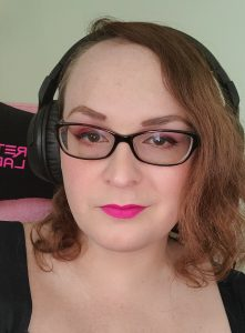 Natalie headshot with glasses on