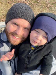 Nicholas and son