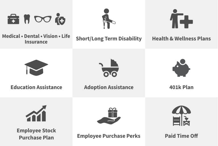 Our Benefits image