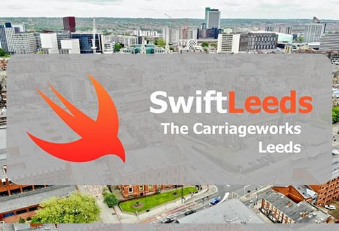 SwiftLeeds Event Logo