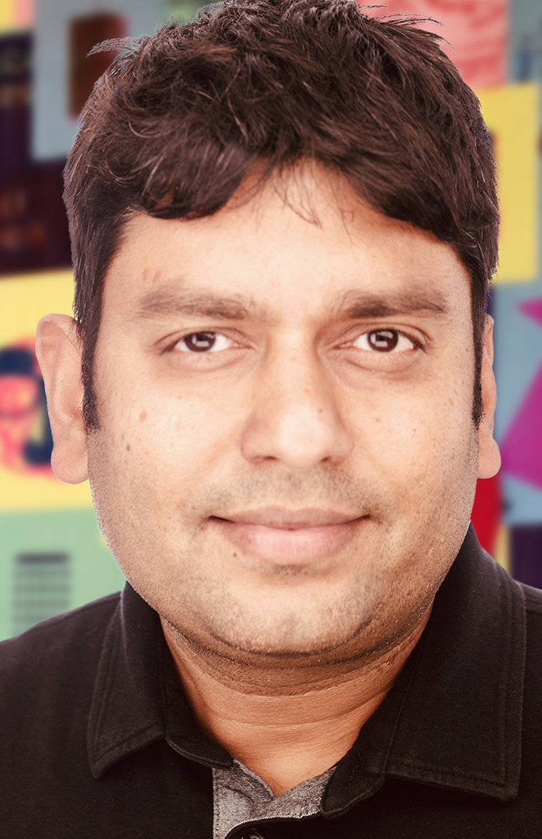 Deepak Agarwal, Head of Content & Discovery