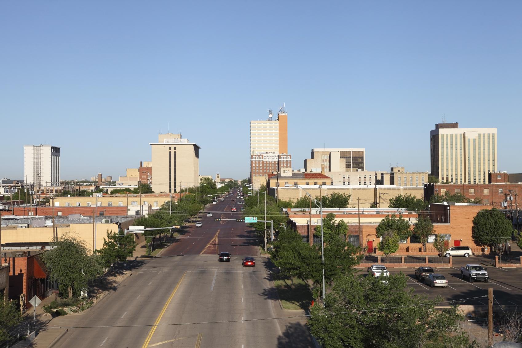 Lubbock, TX Regional Banking Center