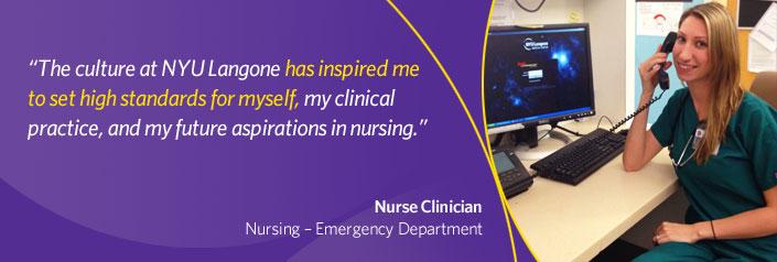 Nursing at NYU Langone