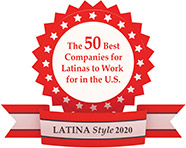 50 Best Companies for Latinas to work