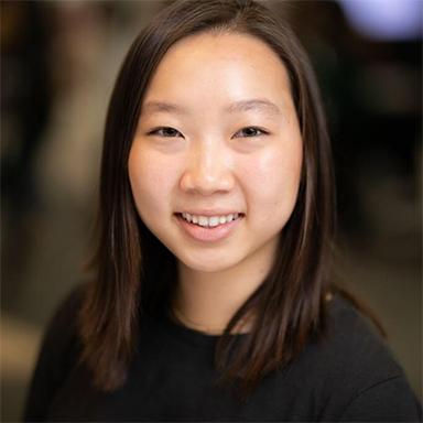 Photo of employee Grace Tan.