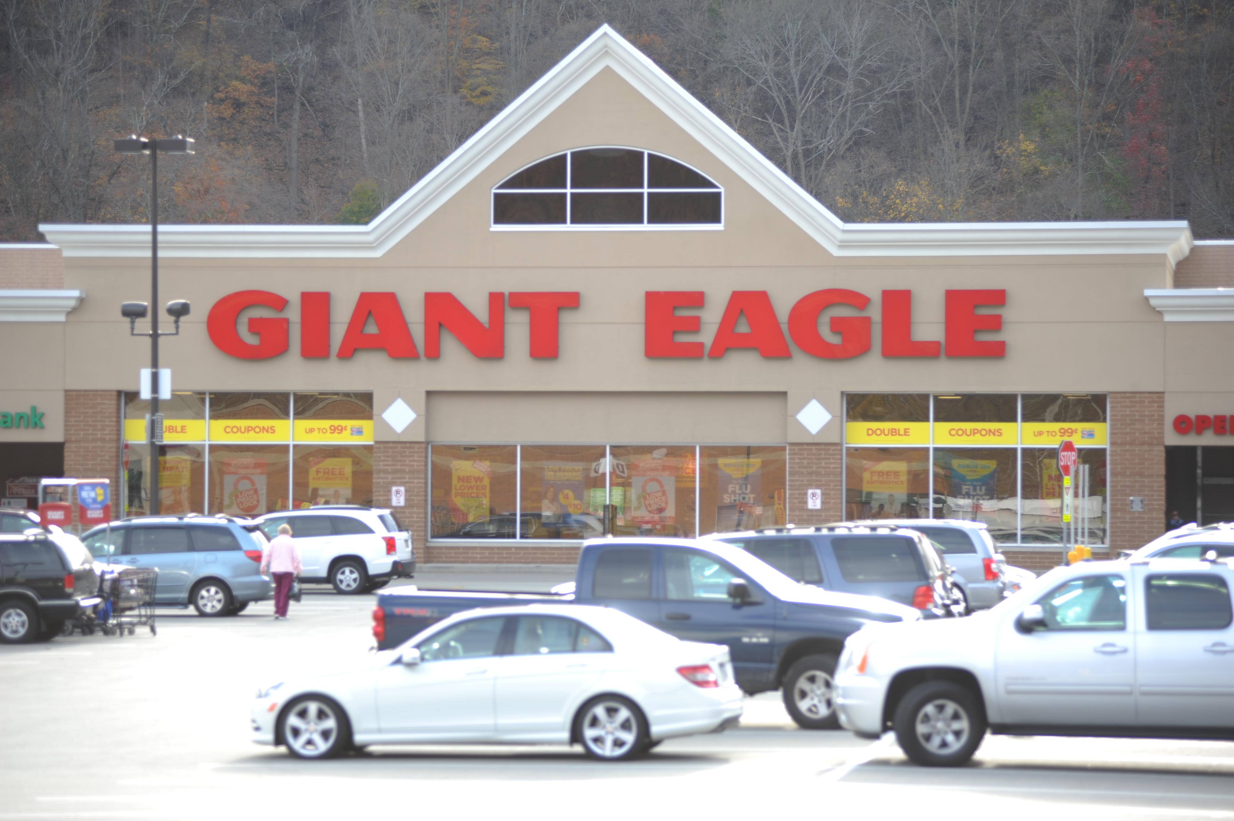 Giant eagle shop online