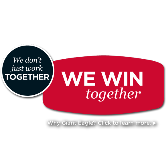 Link opens to Why Choose Giant Eagle page