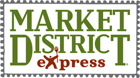 Bexley Market District Express Logo