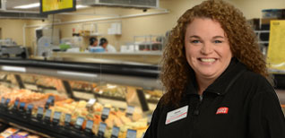 Jenn – Seafood Team Leader, Proud team member since 1994