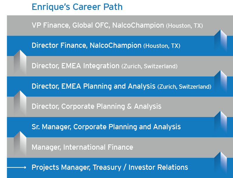 view enriques career path - Mba Career Opportunities Career In Mba Career Path