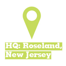 HQ: Roseland, New Jersey
