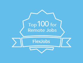 FlexJobs' Top 100 for Remote Jobs