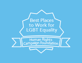 Human Rights Campaign Foundation's Best Places to Work for LGBT Equality