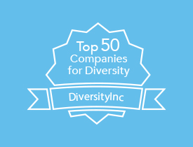 Diversity Inc's Top 50 Companies for Diversity