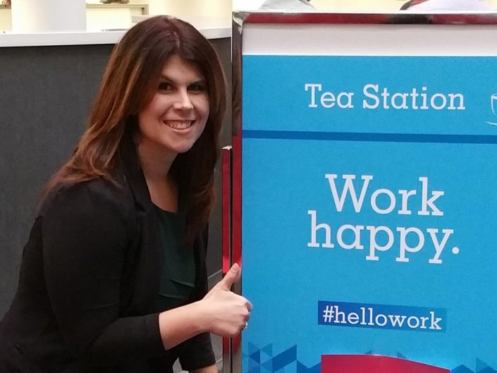 Work happy. #hellowork