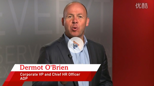 ADP careers video with Dermot