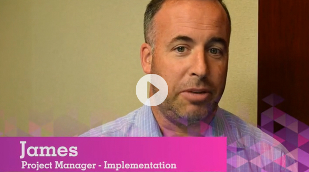 ADP implementation careers video — James