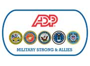 ADP Military Strong & Allies