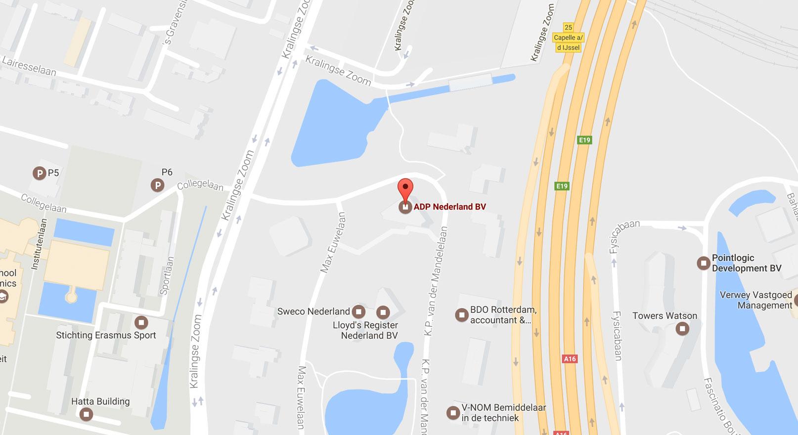 ADP Nederland B.V., K.P. van der Mandelelaan 9-35 3062 MB Rotterdam