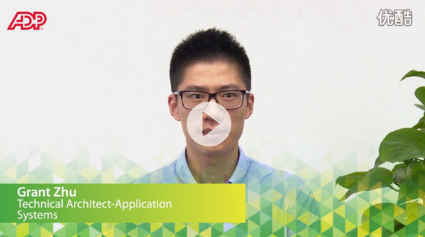 Grant Zhu, Technical Architect-Application Systems
