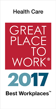 Healthcare - Great Place to Work 2017