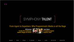 Programmatic Media All the Rage