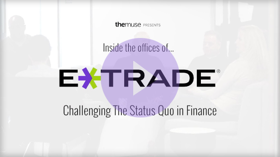 E*TRADE Careers - Job Opportunities in Fintech - Apply Online