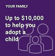 Adoption Benefit $10K