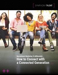 Recruitment Marketing Millennials Cover