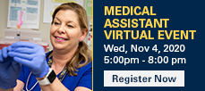 Medical Assistant Virtual Event