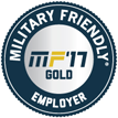 Icon for Military-Friendly Employer Gold Award
